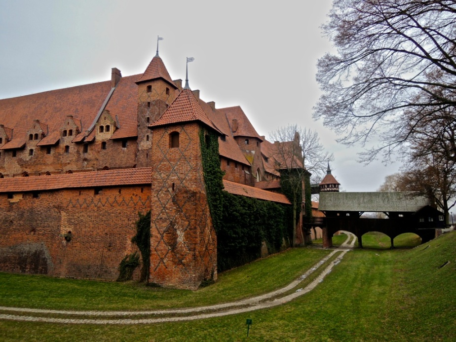 Il castelo di Malbork